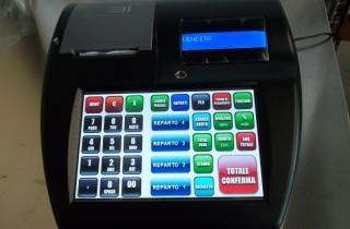 Registratore di cassa Nevada Touch