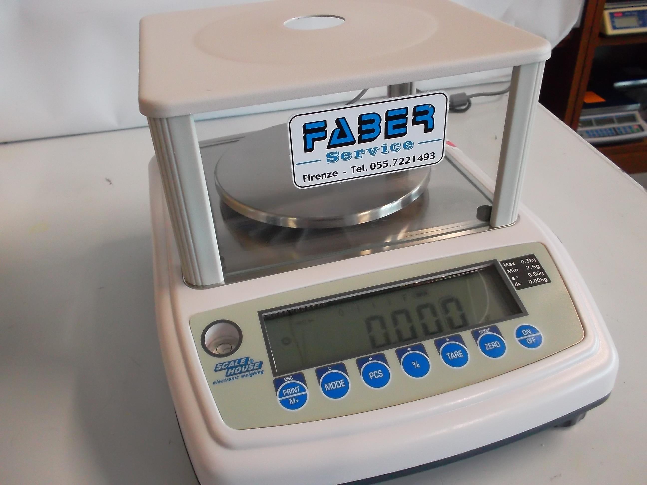 Bilance Usate Per Negozi Alimentari.Bilancia Usata Da Laboratorio A 380 Euro Bilance Firenze