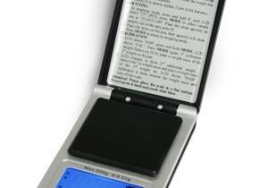 Bilancia di precisione tascabile