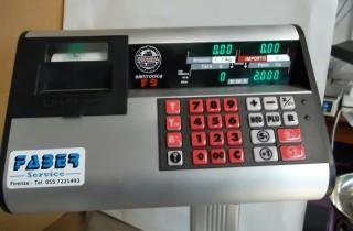 Bilancia elettronica usata