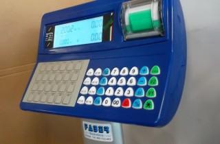 Bilancia elettronica due operatori Eurobil