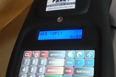 Registratore di cassa touch screen puma