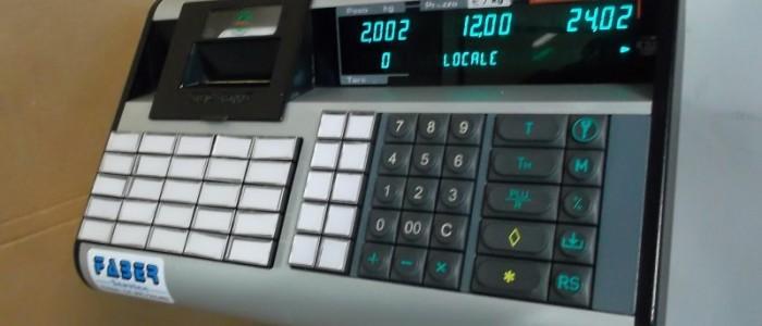 Bilancia da banco Suprema S50CRS