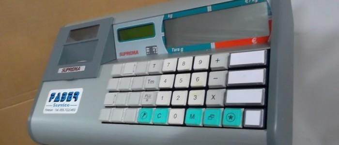 Bilancia usata Suprema S500