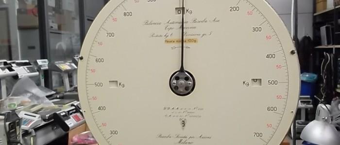 Bilancia orologio Bizerba da Kg15