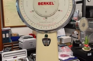 Bilancia orologio Berkel