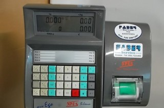 Bilancia usata EGO2000