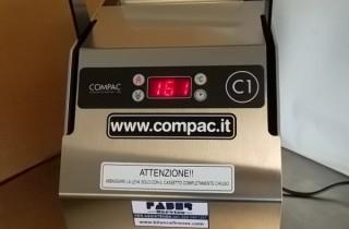 Termosigillatrice Compac C1 INO