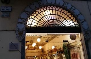 Macelleria Anzuini via dei Neri Firenze